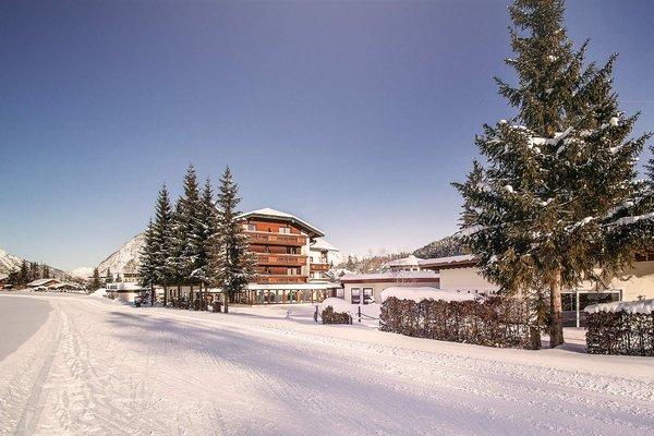 Hotel alpino Karwendel solo per adulti con lo sci di fondo alla regione Seefeld
