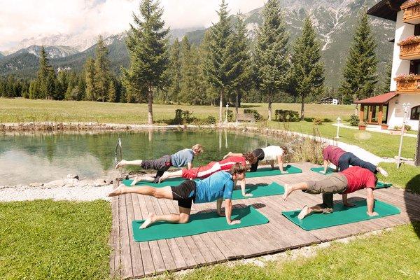 Programma di attivitá all´hotel alpino Karwendel per soli adulti
