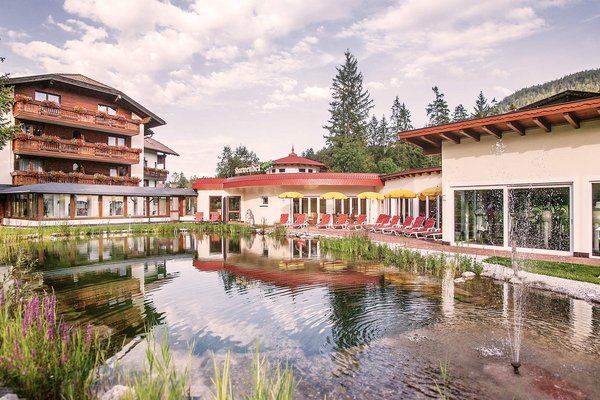 Hotel alpino Karwendel solo per adulti a Leutasch