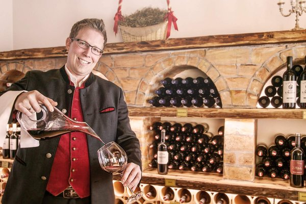 Vino e arte culinaria all´hotel a Leutasch Seefeld