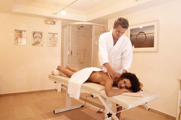 Massaggi all´hotel alpino Karwendel solo per adulti